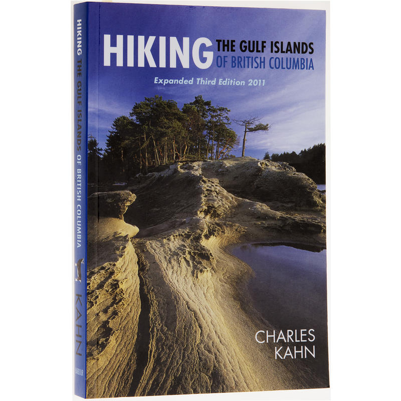 Hiking the Gulf Islands 2nd Edition