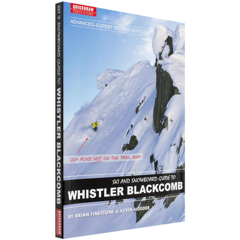 Ski&Snwbrd Gde to Whistler Blackcomb Adv/Exp 2dEd