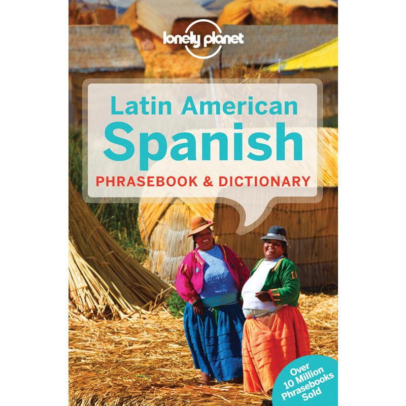 Spanish Phrasebook 5e édition