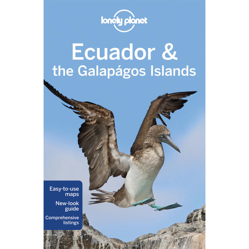 Ecuador& the Galapagos Islands 9th Edition