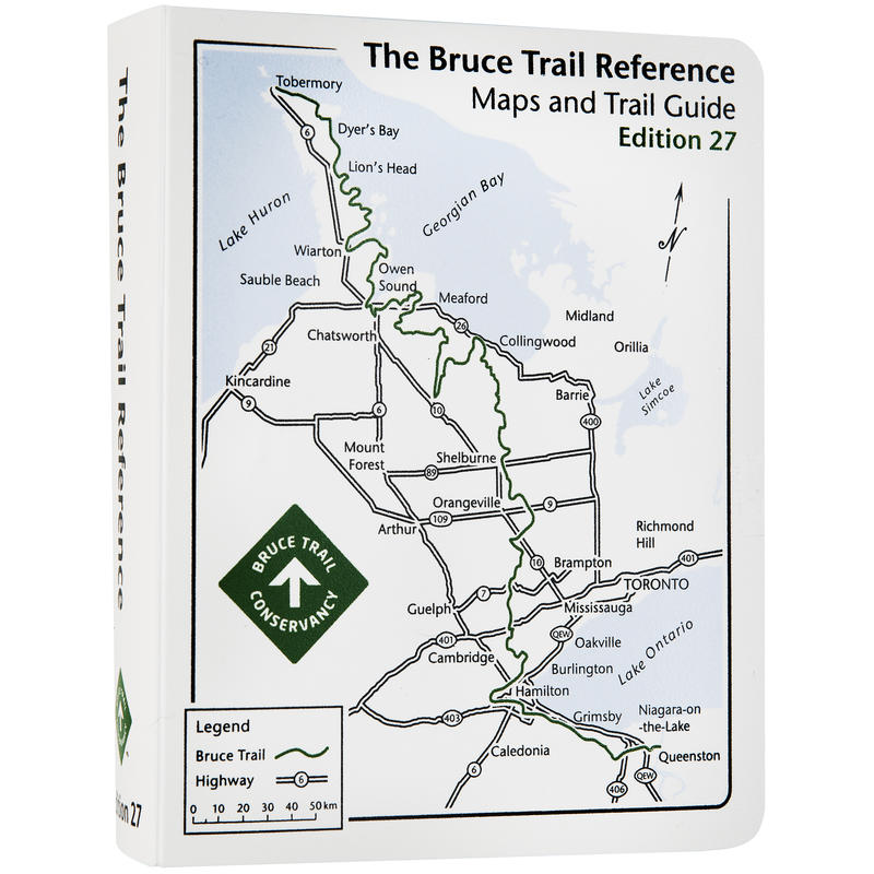 Bruce Trail Guide 27th Edition