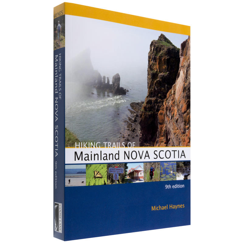 Hiking Trails of Mainland Nova Scotia 9th Edition