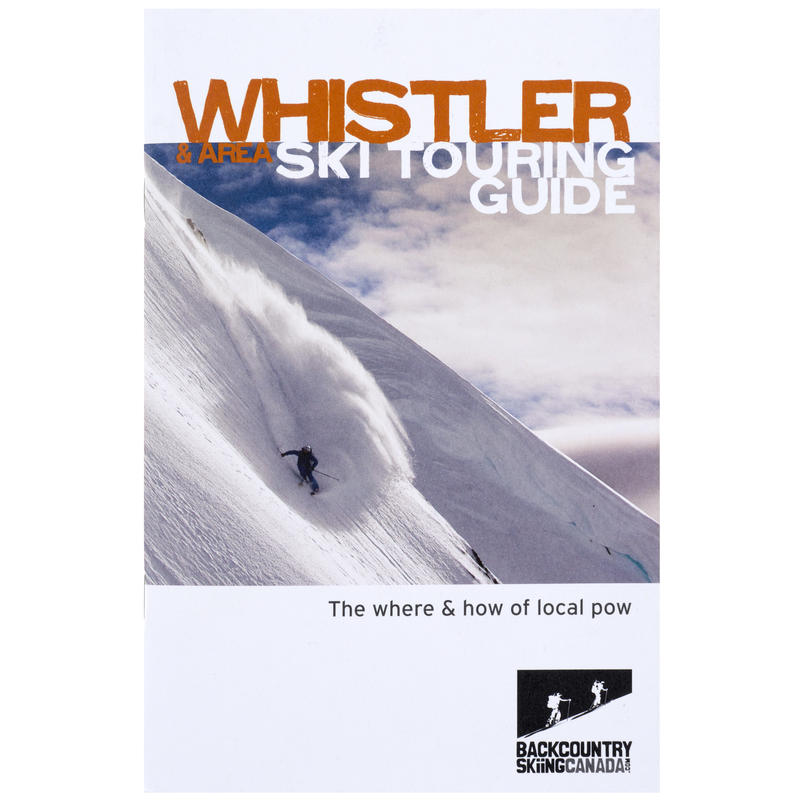 Whistler& Area Ski Touring Guide