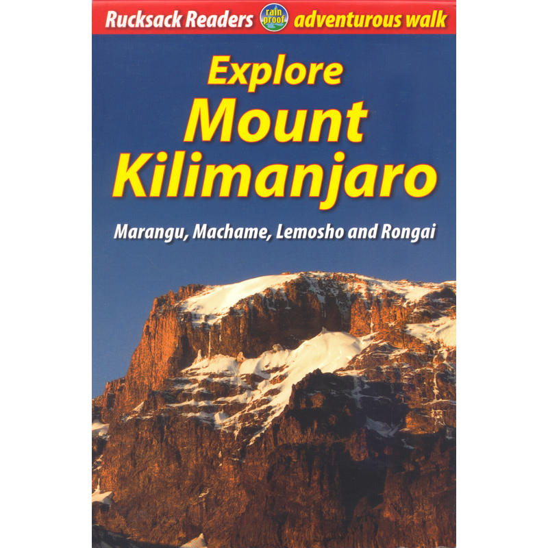 Explore Mount Kilimanjaro 4th Edition