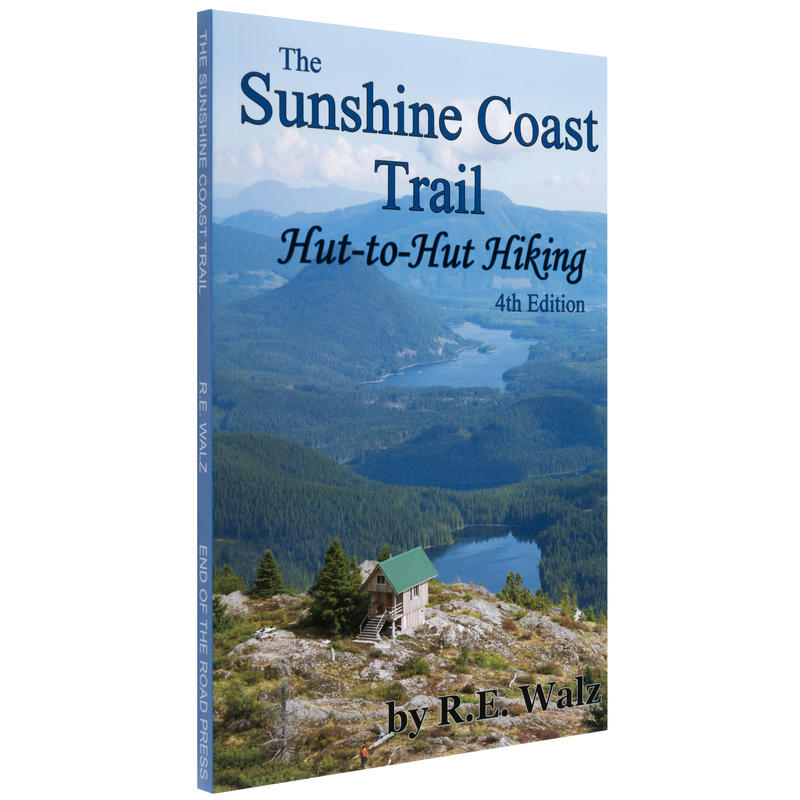 The Sunshine Coast Trail 4th Edition