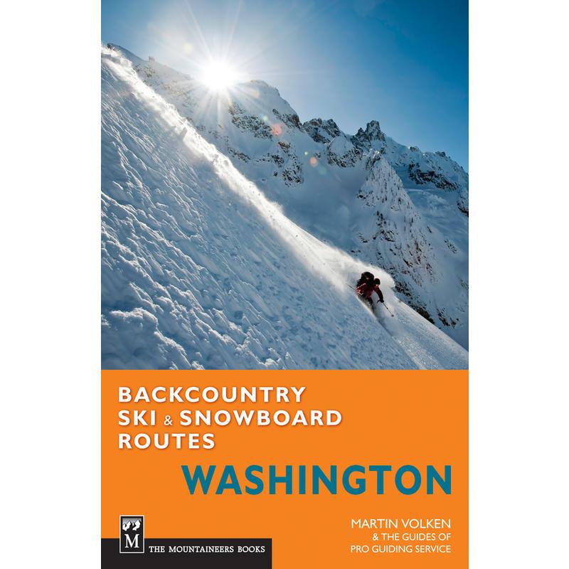 Backcountry Ski& Snowboard Routes Washington
