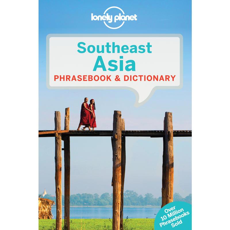 Southeast Asia Phrasebook& Dictionary 3e édition