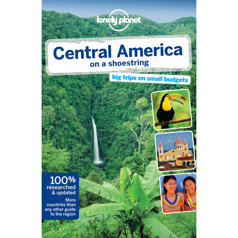 Central America on a Shoestring 8e édition