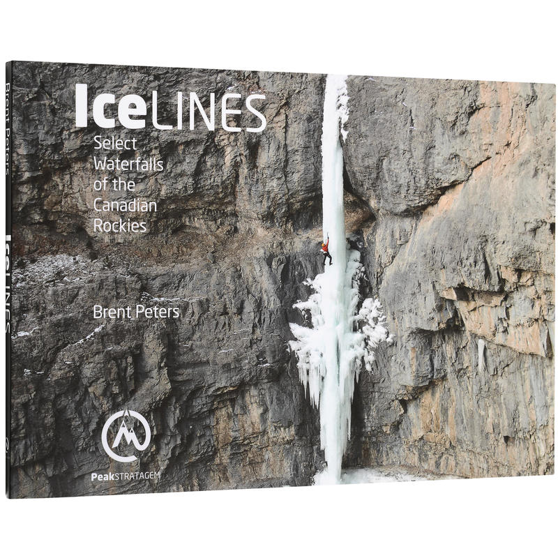 Icelines-Select Waterfalls of the Canadian Rockies