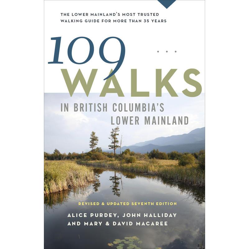 109 Walks in British Columbia