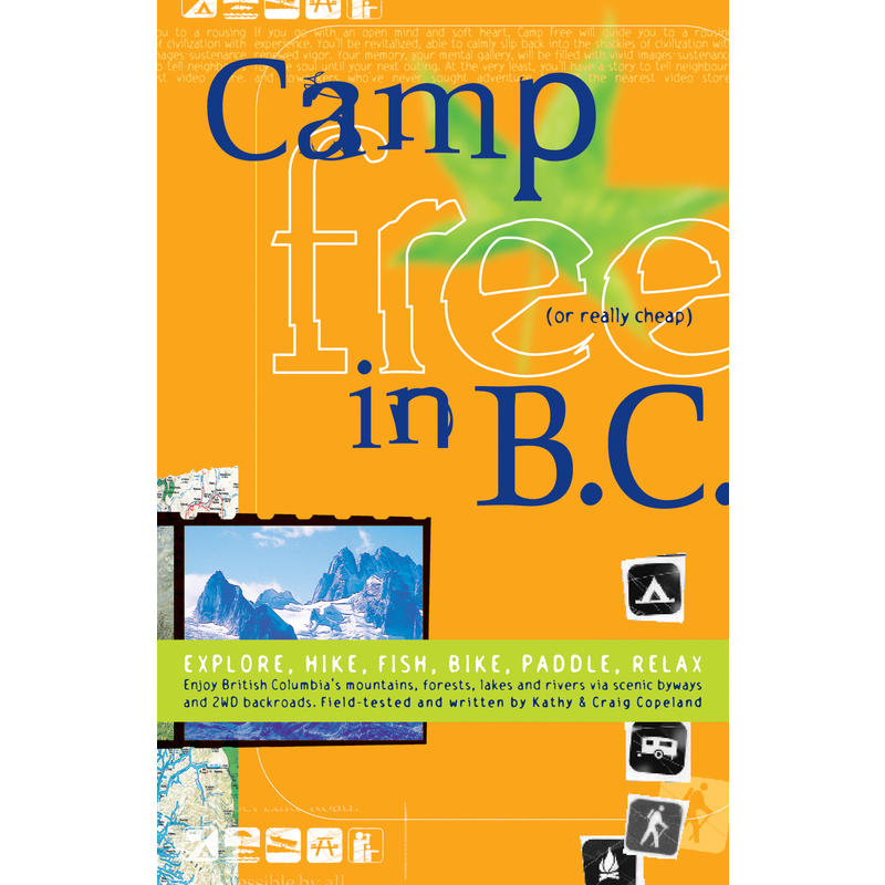Camp Free in BC 4th Edition