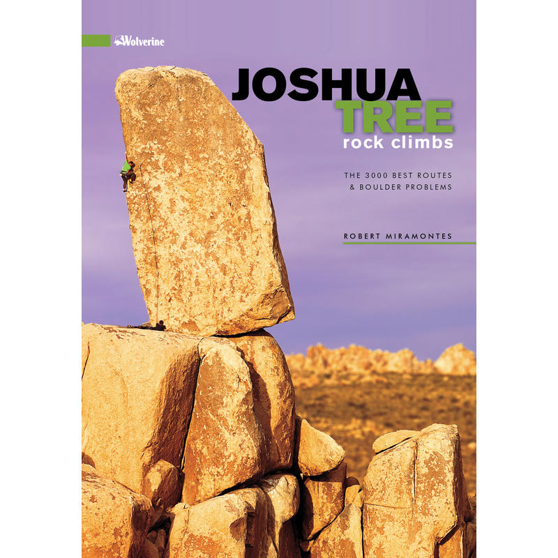 Joshua Tree Rock Climbs 2nd Edition