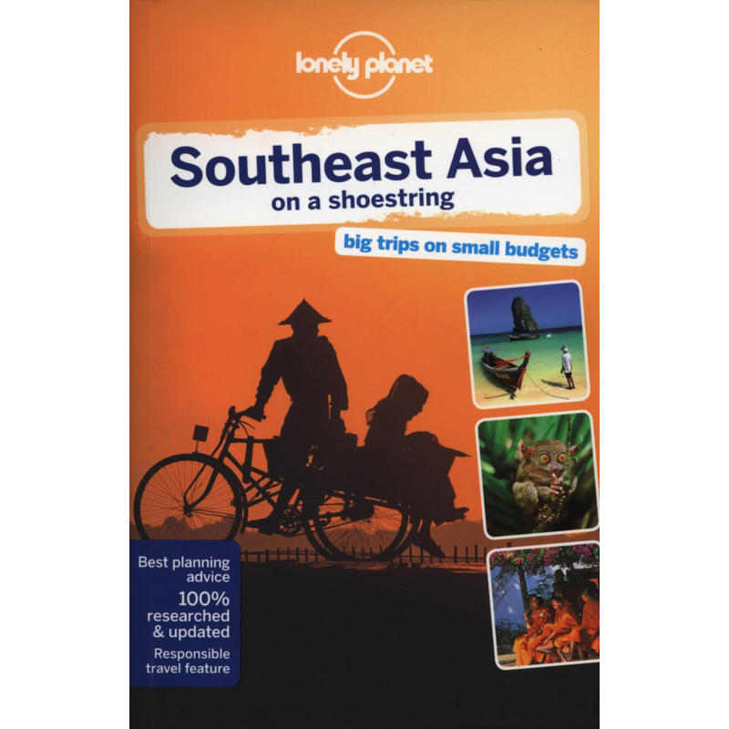 Southeast Asia on a Shoestring 17e édition