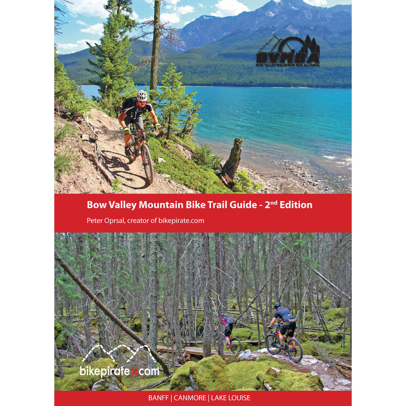 Bow Valley Mountain Bike Trails 2nd Edition