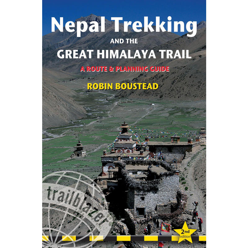 Nepal Trekking& the Great Himalaya Trail 2nd Ed