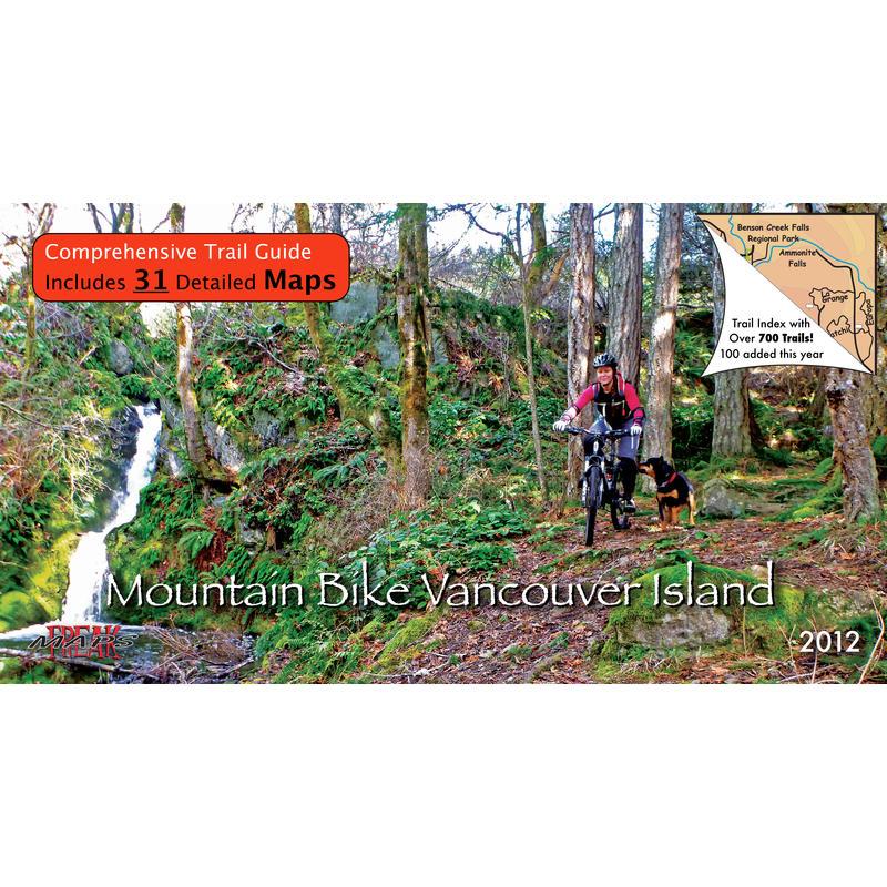 Mountain Bike Vancouver Island 3rd Edition