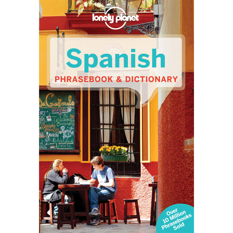 Spanish Phrasebook 6e édition