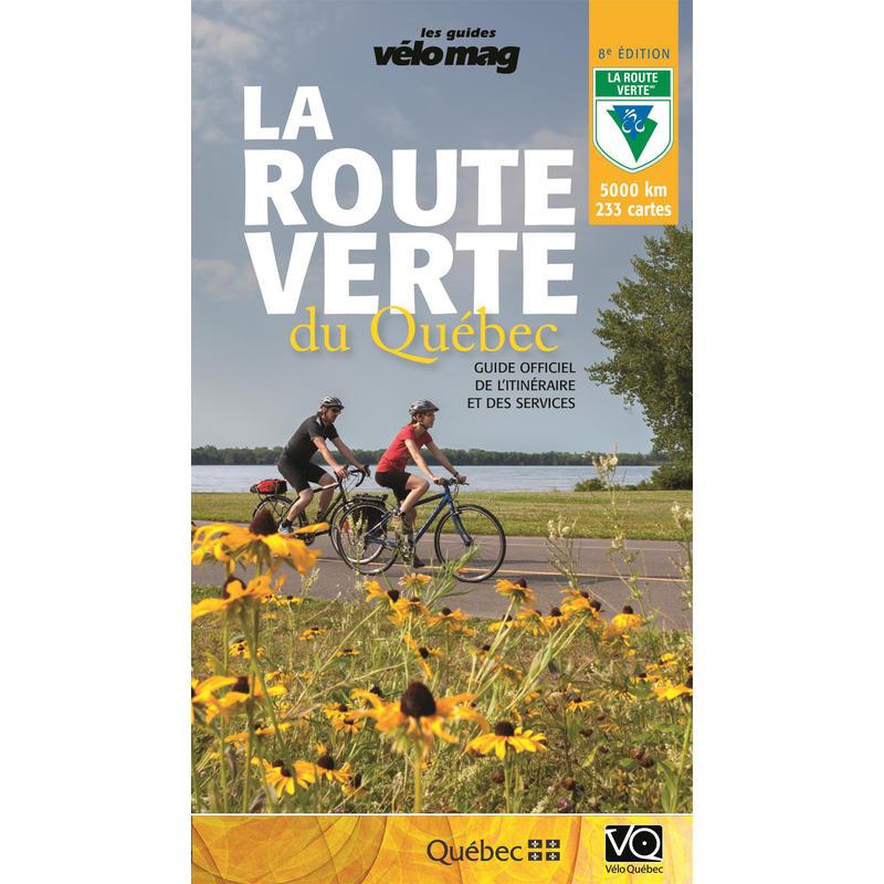La route verte du Québec 8e édition