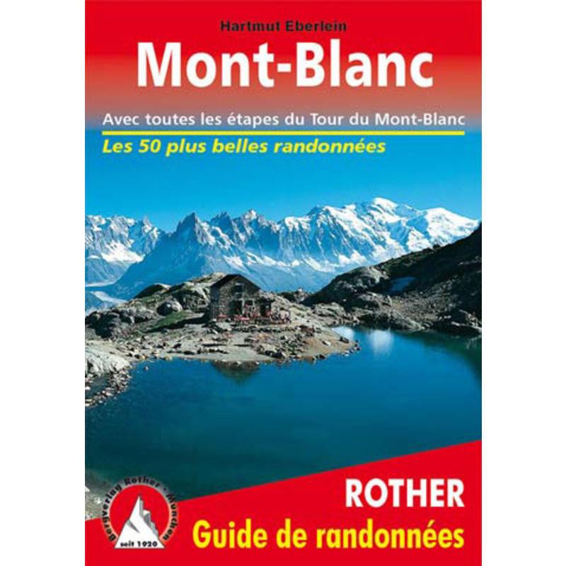 Autour du Mont-Blanc,étapes du Tour du Mont-Blanc