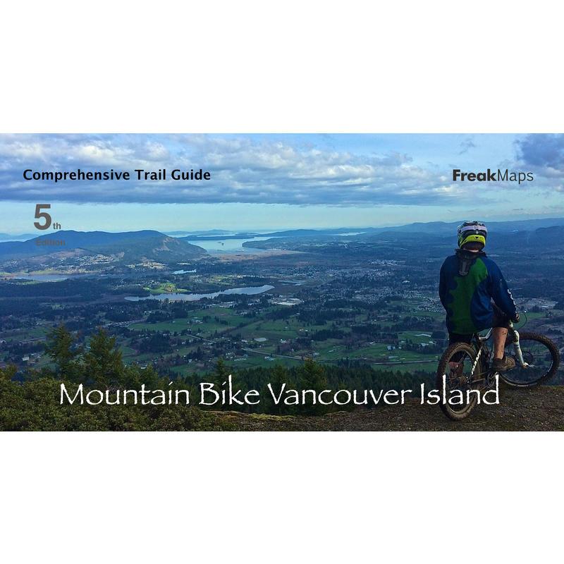 Mountain Bike Vancouver Island 5th Edition