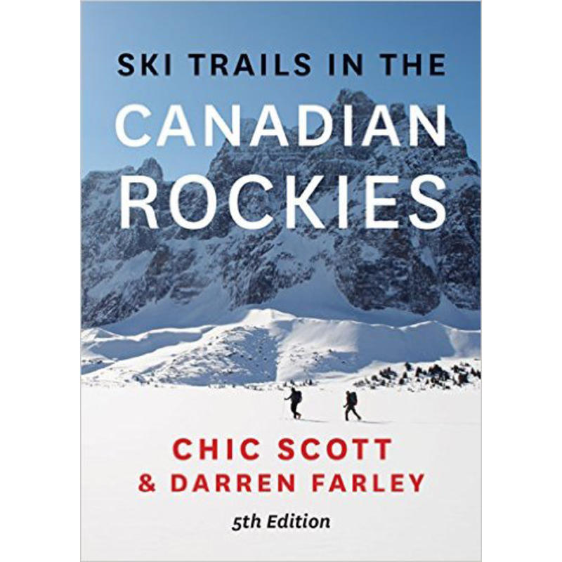 Ski Trails in the Canadian Rockies - 5e édition