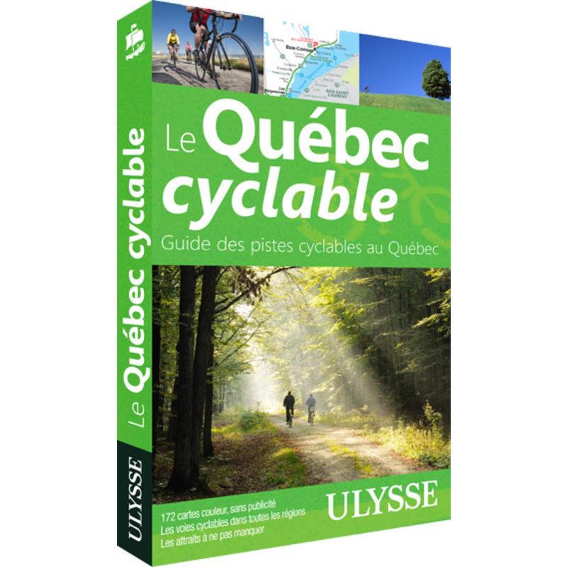 Le Québec cyclable-pistes cyclables au Québec 12e