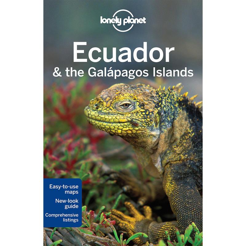 Ecuador& the Galapagos Islands 10th Edition