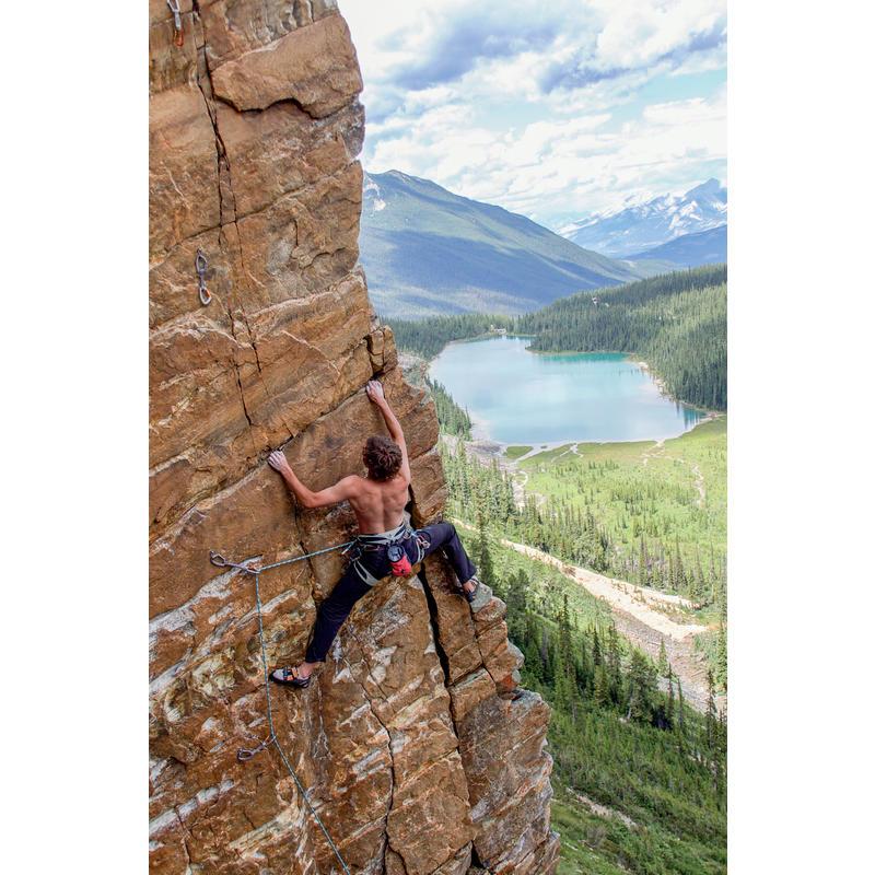Northern Exposure: Jasper Rock Climbing