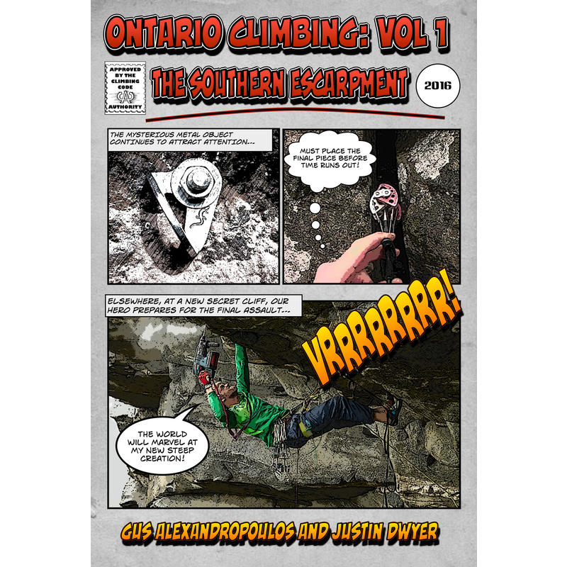 Ontario Climbing: Vol 1 The Southern Escarpment