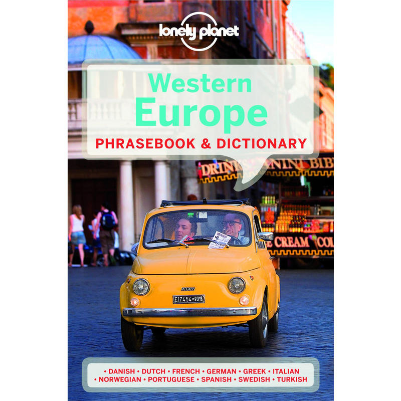 Western Europe Phrasebook 5th Edition