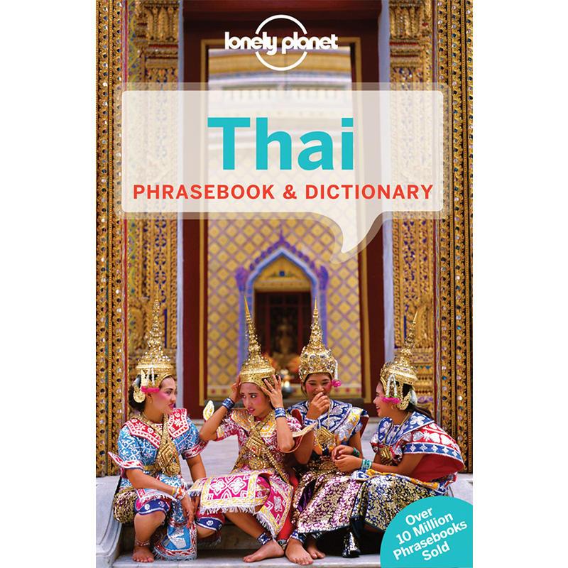 Thai Phrasebook 8e édition
