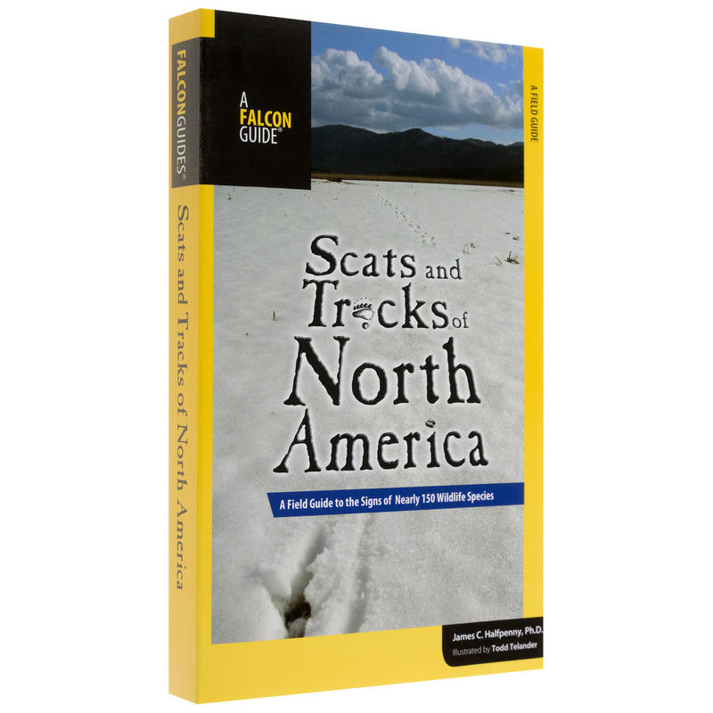 Scats& Tracks of North America