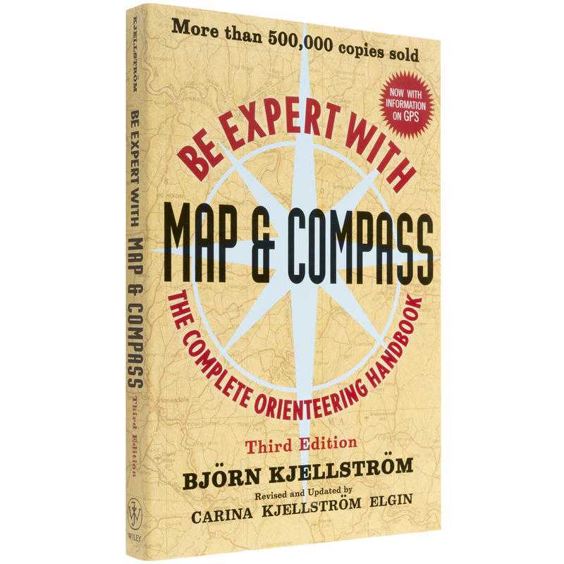 Be Expert with Map& Compass 3rd Edition