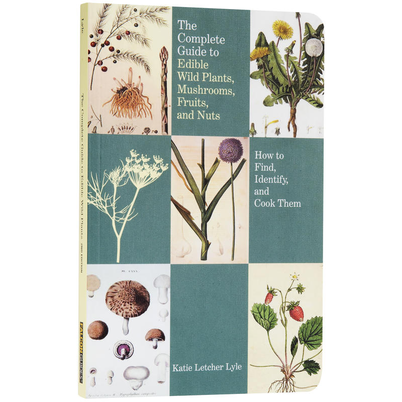 Complete Guide to Edible Wild Plants 2nd Edition