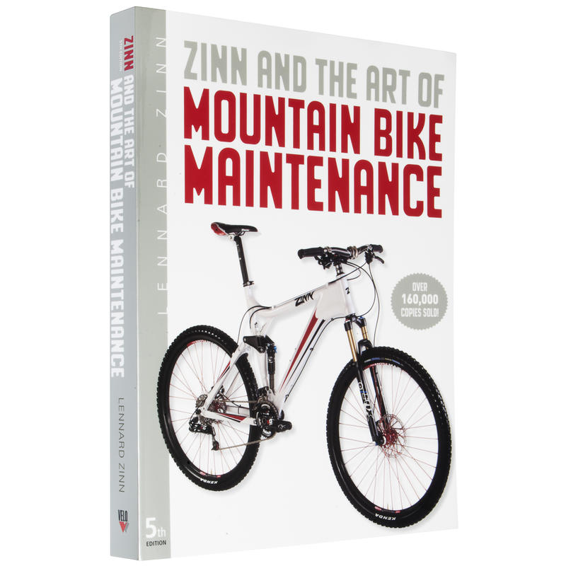 Zinn& the Art of Mountain Bike Maintenance 5th Ed