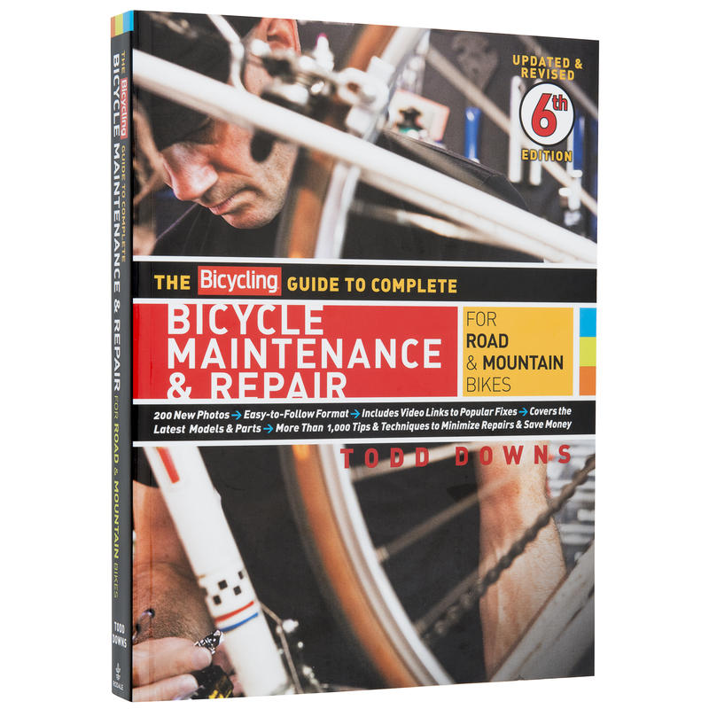 Bicycle Maintenance& Repair 6th Edition