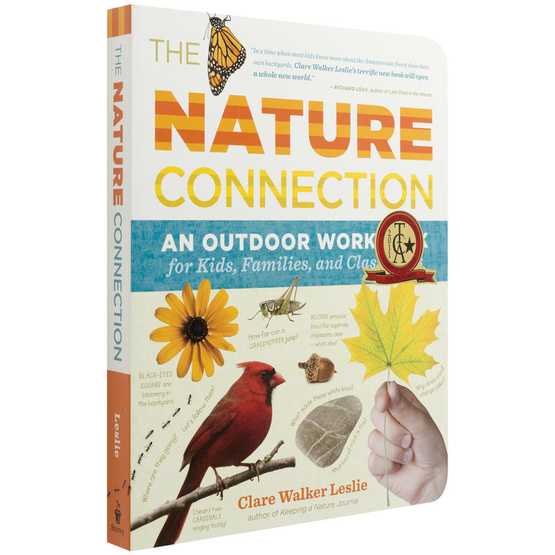 The Nature Connection Workbook