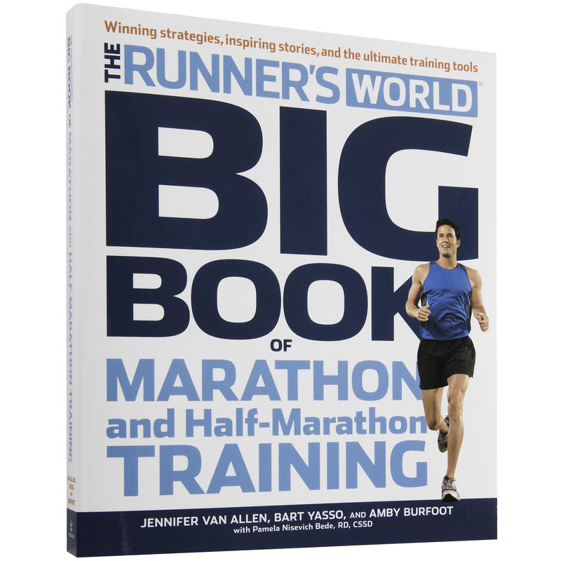 Big Book of Marathons and Half Marathons