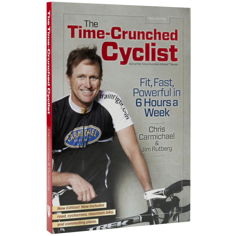 The Time-Crunched Cyclist 2e édition