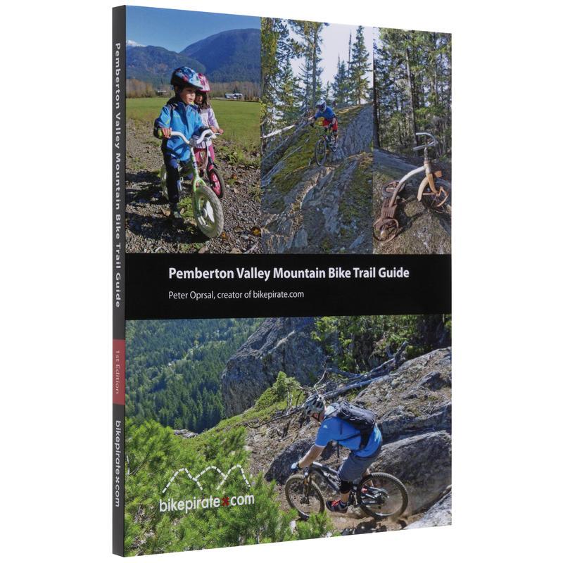 Pemberton Valley Mountain Bike Trail Guide