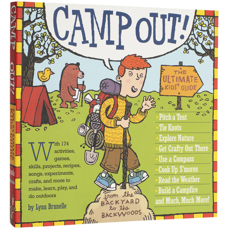 Campout! The Ultimate Kids