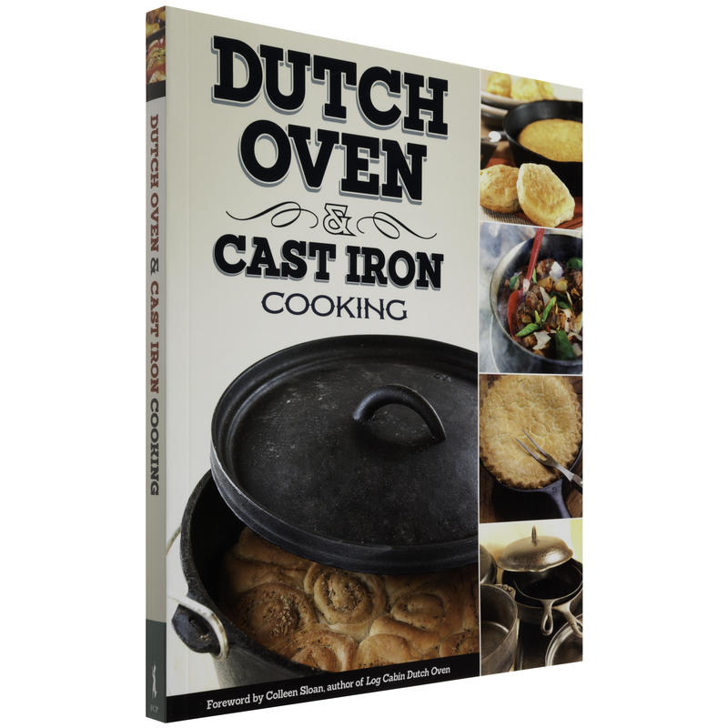 Dutch Oven& Cast Iron Cooking