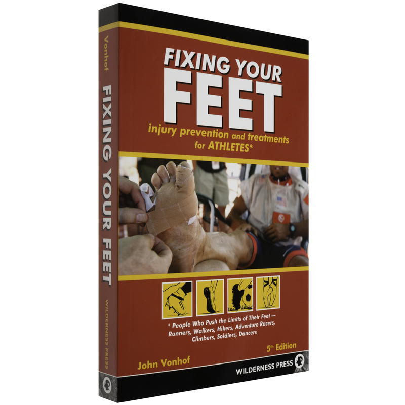 Fixing Your Feet 5th Edition