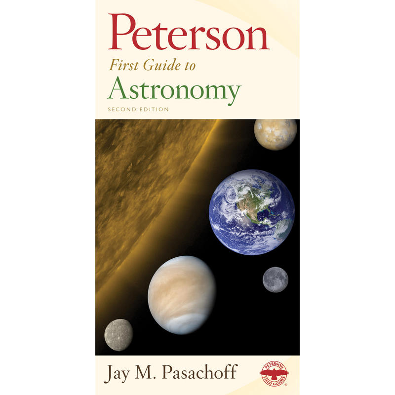 Peterson First Guide Astronomy 2nd Edition