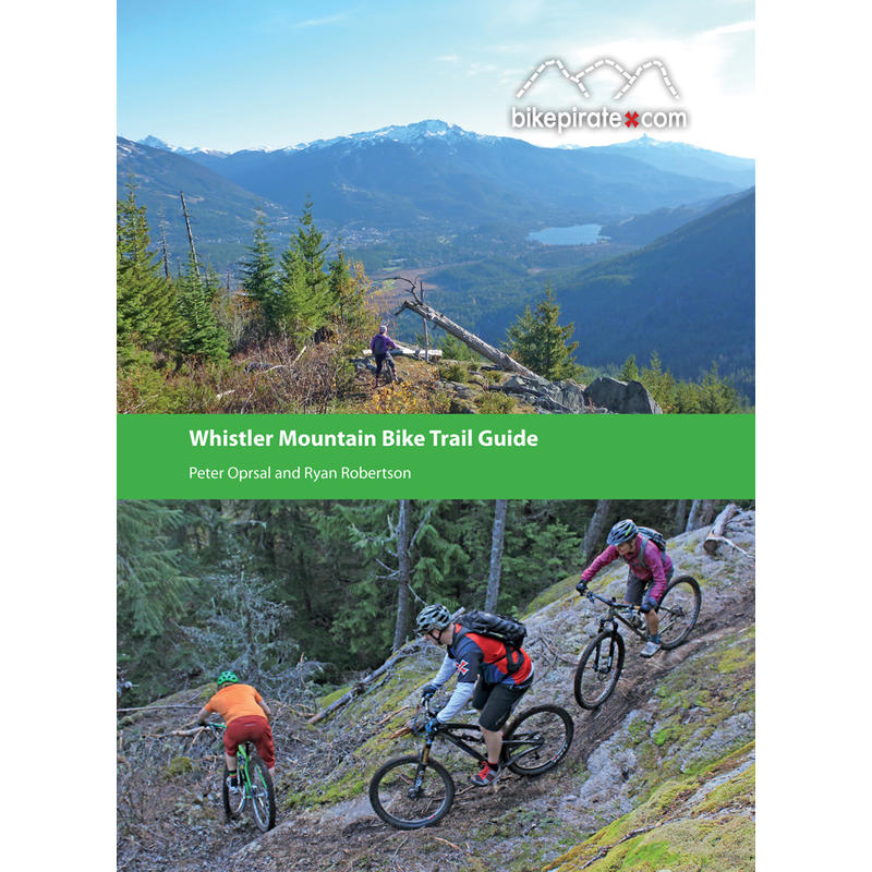 Whistler Mountain Bike Trail Guide