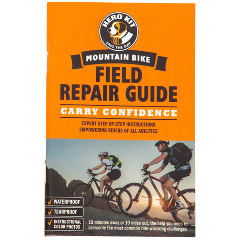Mountain Bike Field Repair Guide