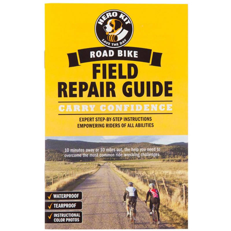 Road Bike Field Repair Guide