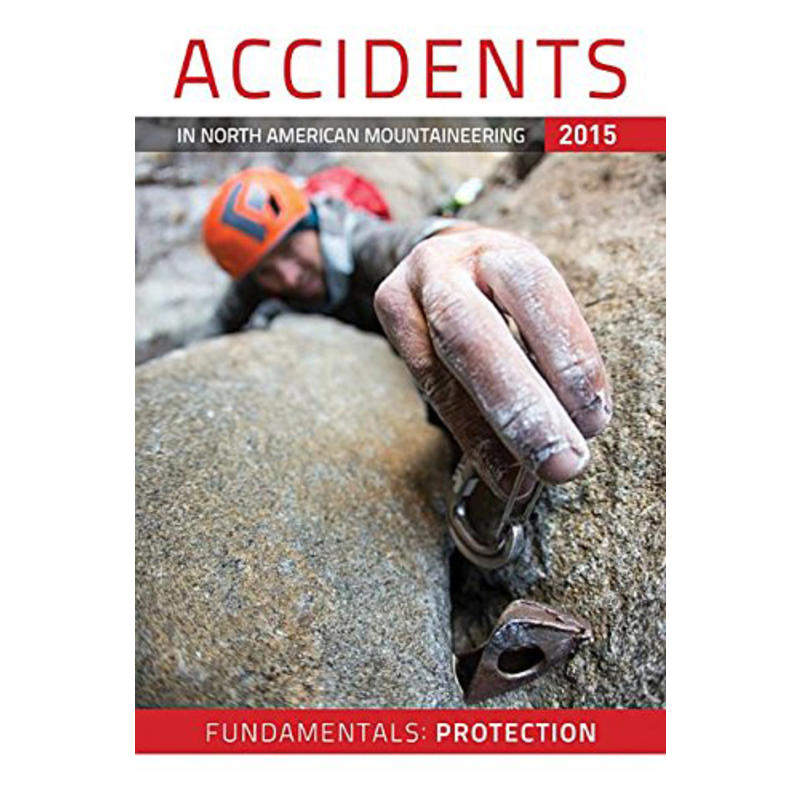 Accidents in North American Mountaineering 2015