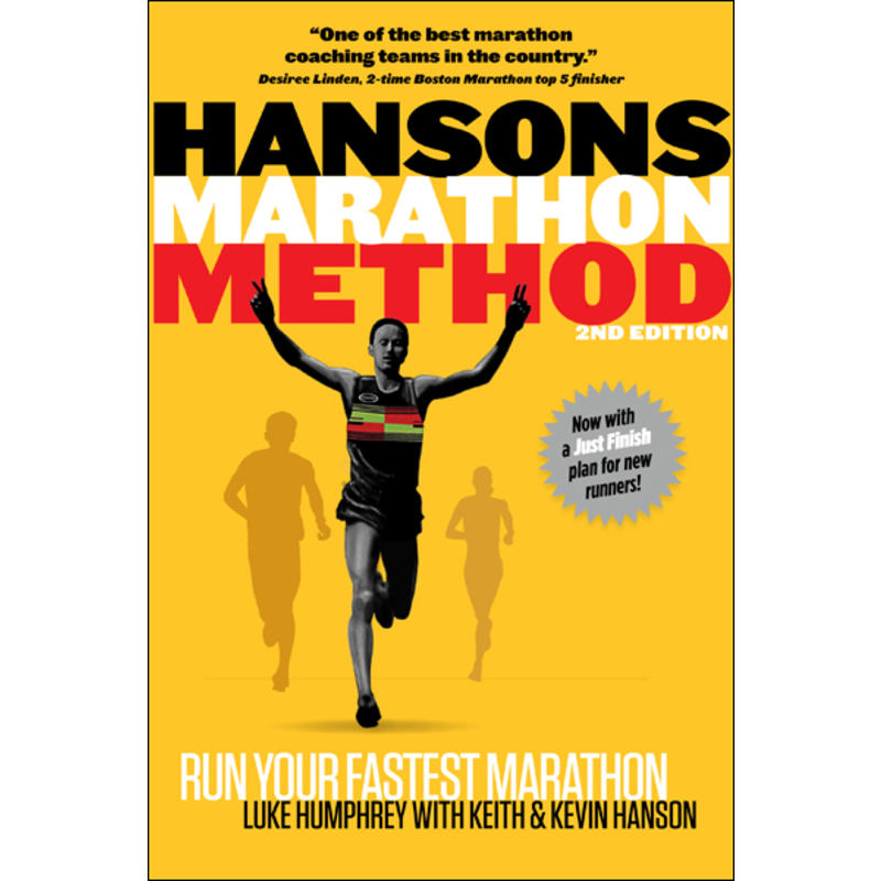 Hansons Marathon Method 2nd Edition