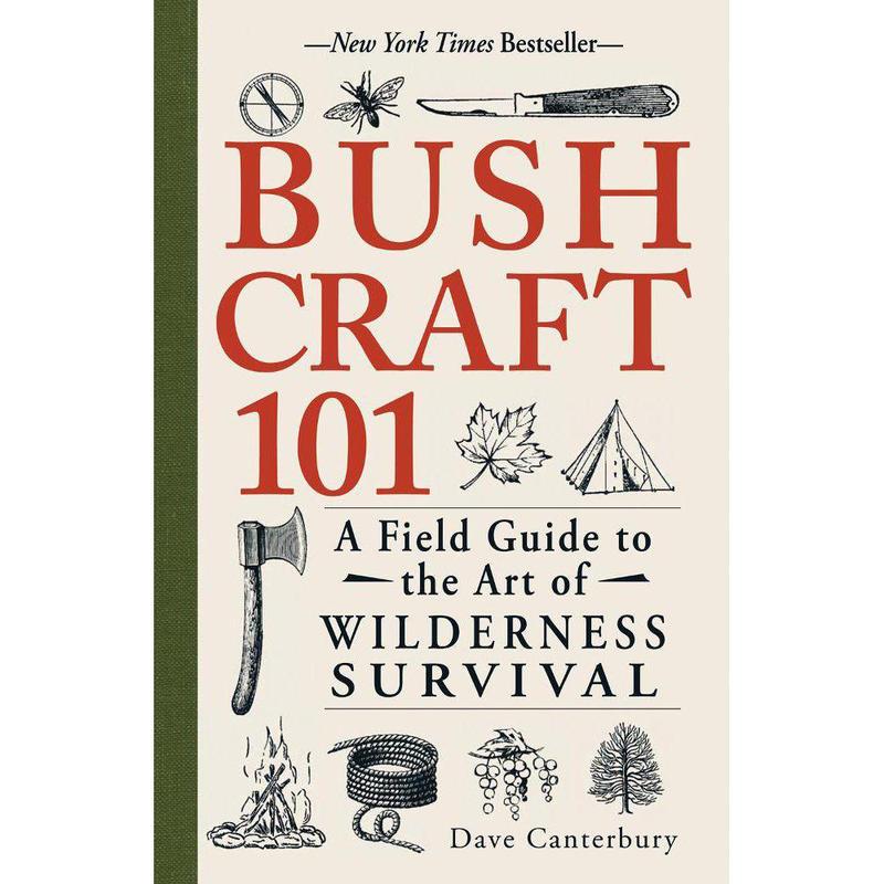 Bushcraft 101: Field Guide to Wildernes Survival